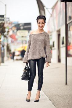 Sparkle :: Comfy knits