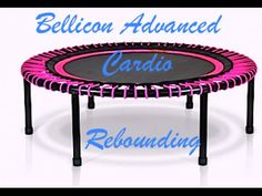 """At 50 years old I am still kicking it!My Bellicon Cardio Rebounding workout for the ADVANCED Rebounders! 30 minutes of """"Off the C. Best Trampoline, Trampoline Workout, Backyard Trampoline, 20 Min Hiit Workout, Cardio, Rebounder Workout, Bellicon Training, Dance Workout Videos, Hiit Workouts For Beginners"""
