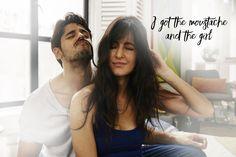 Embedded image Sidharth Malhotra & Katrina cafe new movie Bar Bar Dekho 2016