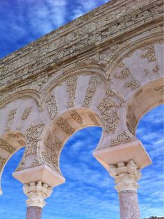 Andalucia Diary - Guide to Southern Spain and Andalucia (Andalusia) with articles on holidays, hotels, restaurants, activities and news. Cordoba Andalucia, Andalusia, Islamic Architecture, Architecture Details, Spain And Portugal, Built Environment, Travel Bugs, Moorish, Luxury Travel