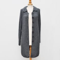 Basic Merino vest haakpakket - Wolplein.nl