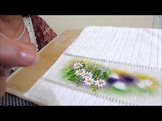 Pintura em Tecido - Iniciantes (Parte 4) - YouTube