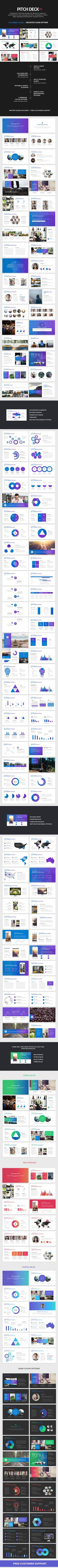Pitch Deck Start Up Powerpoint Template #design #slides Download: http://graphicriver.net/item/pitch-deck-start-up-powerpoint/12253011?ref=ksioks