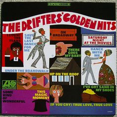 500 Greatest Albums of All Time: The Drifters, 'Golden Hits' | Rolling Stone