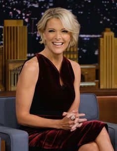 Rumors that Megyn Kelly is 'being groomed to replace Savannah Guthrie' Megyn Kelly News, Megyn Kelly Today, Short Wavy Hair, Short Hair With Layers, Short Bob Hairstyles, Pretty Hairstyles, Charlize Theron Short Hair, Today Show, Short Hair