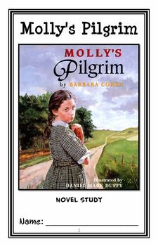 Molly's Pilgrim (Barbara Cohen) Novel Study / Reading Comprehension FREEBIE