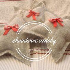 ozdoby na choinkę, szycie, DIY Burlap, Reusable Tote Bags, Diy, Hessian Fabric, Bricolage, Do It Yourself, Homemade, Diys, Jute