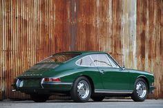 """The Porsche 911 or as it was referred to early on started life on the desk of """"Butzi"""" Porsche as a simple sketch in From there it was perfected over a number of years, all culminating i… Porsche Electric, Porsche 911 Classic, Porche 911, Singer Porsche, Porsche Sports Car, Exterior Trim, Porsche Carrera, Drag Racing, F1 Racing"""