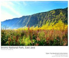 Bromo National Park, East Java
