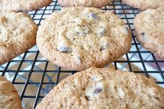 Our Favorite Almond Flour Chocolate Chip Cookies