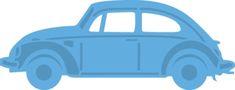 Lr0331 Creatable VW Beatle