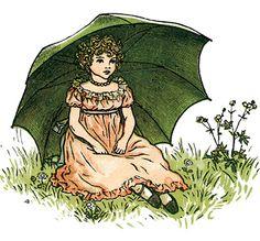 Vintage Children's Book Illustration Printables