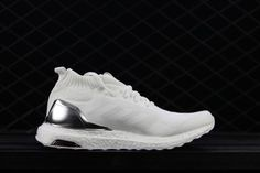 a03e5e9ce 2018 Ronnie Fieg Kith x adidas Ultra Boost Mid White Silver For Sale-6