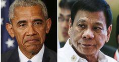 Nhà ngoại giao châu Á hàng đầu của Obama bối rối trước những tuyên bố của Duterte