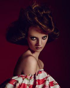 FELINE // PUPMAG #3E   Photographer: Elizaveta Porodina #fashion #editorial