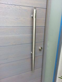 102 Modern Stainless Steel Sus304 Entrance Entry Commercial Store Front Timber Wood Barn Sliding Door Pull Push Handles (18 Inches /450mm) amoylimai http://www.amazon.com/dp/B00L1H8WEW/ref=cm_sw_r_pi_dp_CZbSwb1649SDZ