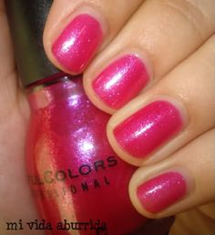 "Sinful Colors Nail Polish - ""Forget Now""  This color is gorgeous! I bought this a couple days ago :)"