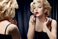 Scarlett Johansson for Dolce & Gabbana D Makeup Spring / Summer 2010 ~ Fashion, Makeup,Magazine Scan,Celebrities