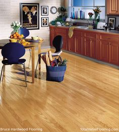 Red Oak - Natural from the Dundee Collection - TotalValueFlooring.com
