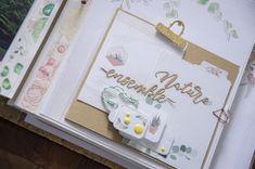 10 ans d'amour...et un mini album pour les Jolies Créations... Pochette Cd, Mini Albums Scrapbook, Tampons Transparents, Photos Originales, Scrapbooking, Le Jolie, Brin, Creations, Inspiration
