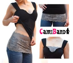 "This reminds me of the ""Bella Band"" I had when I was pregnant. Who knew it was so fashionable?"