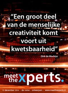 Meet the Xperts Groot, Broadway Shows, Meet