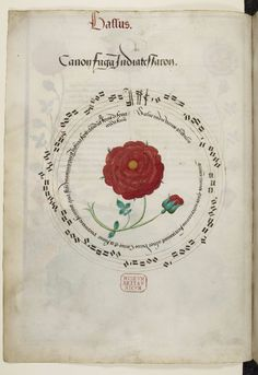 'Canon fuga in dyatessaron': from Magister Sampson's Motets, Low Countries (Antwerp), c. 1516, Royal MS 11 E XI, f. 2v image from https://s3.amazonaws.com/feather-client-files-aviary-prod-us-east-1/2017-03-10/64055e4c-57e7-4af7-b995-c3614617fba7.png