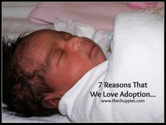 Seven Reasons That We Love Adoption (and why I think about it every Day-Before-Thanksgiving)