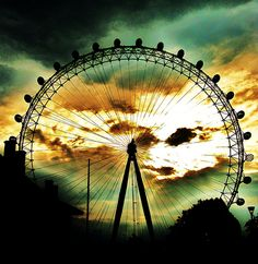 "Take a spin on the London Eye and be sure to prebook a ""champagne flight"" well worth the extra money...skip the lines, less people, two glasses of bubbles and....maybe a proposal at the top!! I've seen two so far. Oh, and the view is amazing!"