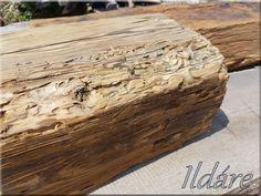 Öreg fenyőfa gerenda