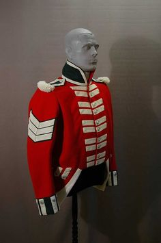 Sergeant, Battlalion Company- The 89th Regiment of Foot- 2nd Battalion in Halifax from October 1812 and the Canadas from June 1813 to July 1815 (Image:Twist Miniature Design Inc.- historicaltwiststore)