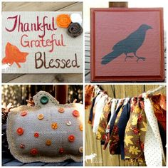 Fall items available on etsy at Moose Country Crafts!