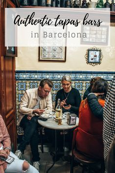 Are you looking for authentic tapas bars in Barcelona? With the tour of Gids in Barcelona, you will visit multiple authentic tapas bars of which you have not heard of before.