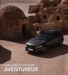 https://flic.kr/p/LizUzu | Mercedes-Benz magazine, Édition Spéciale SUV; 2015_2, GLA