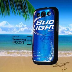 10142-Bud-Light-Can for Samsung Galaxy S3 | BestForSale - Accessories on ArtFire