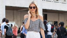 Street style from New York Fashion Week: Day 3