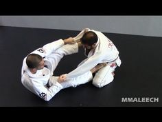 The first spider guard sweep you should learn - BJJ spider guard sweeps ... Very nice details here, simple sweep.