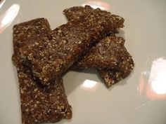 Homemade Larabar