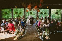 Biltmore-Wedding-Ceremony-Decor// @ The Biltmore Estate in Ashville, NC