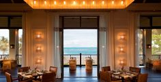 Fern Restaurant - Bahia Beach - St. Regis - Jean-Georges