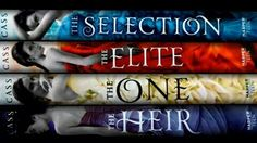 The Selection Series Best Books Of All Time, Good Books, Books To Read, The Selection Kiera Cass, Selection Series, Kiera Cass Books, Maxon Schreave, The Heirs, Another World