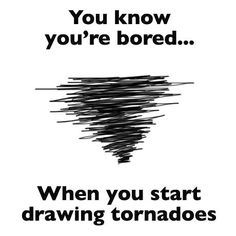 I so do this at school on papers when I don't want to do it or don't know what to put down lol