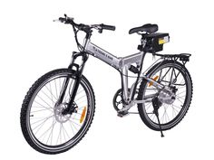 X-Treme Scooters X-Cursion Folding Electric Mountain Bicycle - Lithium Powered