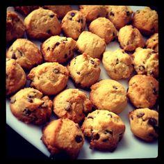 実家のオーブンじゃないから、焼き加減が微妙むずかしいなあ(*_*) - 15件のもぐもぐ - チョコチップクッキー by りえ