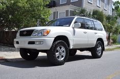 Click this image to show the full-size version. Toyota Land Cruiser 100, Land Cruiser 200, Toyota 4x4, Toyota Hilux, Lexus 470, Reliable Cars, Expedition Vehicle, Four Wheel Drive, Offroad