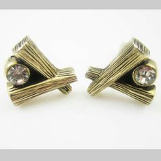 Check out this item in my Etsy shop https://www.etsy.com/listing/509257358/gold-rhinestone-cufflinks-open-x-cuff