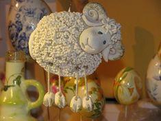 Święta jajeczne - ozdoby recznie robione w Babiniec Cafe - Forum Kobiet