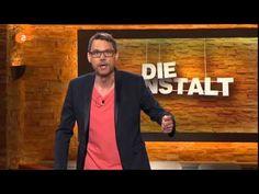 """""""Die Kinder fressen die Revolution"""" Christoph Sieber - Die Anstalt ZDF - YouTube"""