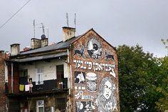 Street Art Kraków #kraków #cracov #poland #polska #streetart #mural #urbanart #visitpoland #polandtravel #art
