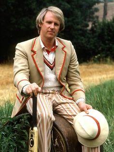 Peter Davison - Quinto Doctor 1981 - 1984